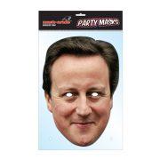 David Cameron maszk