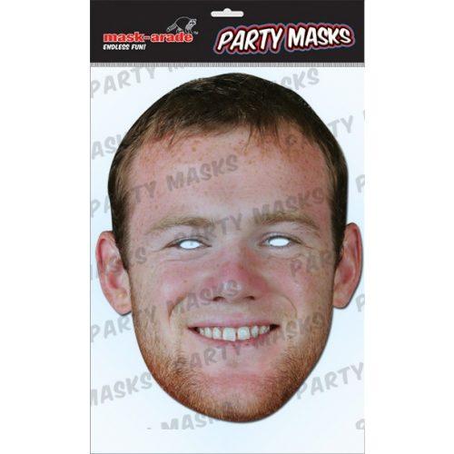 Wayne Rooney maszk