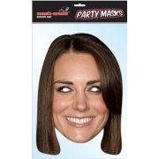 Kate Middleton maszk