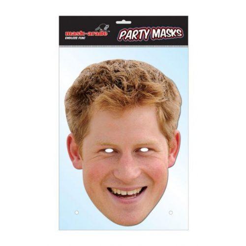 Prince Harry maszk
