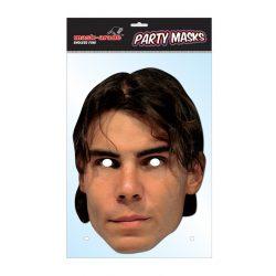 Rafael Nadal maszk