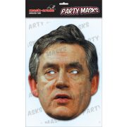 Gordon Brown maszk