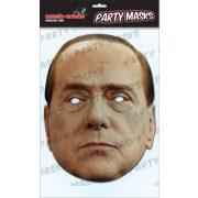 Silvio Berlusconi maszk