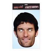 Mark Webber maszk