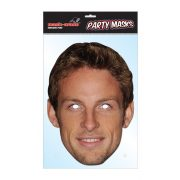 Jenson Button maszk