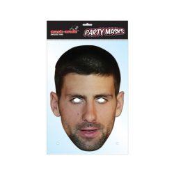 Maszk, Novak Djokovic