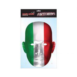 Olasz zászló maszk