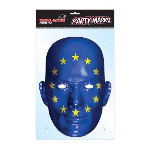 Európai Unió zászló maszk