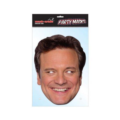 Colin Firth maszk