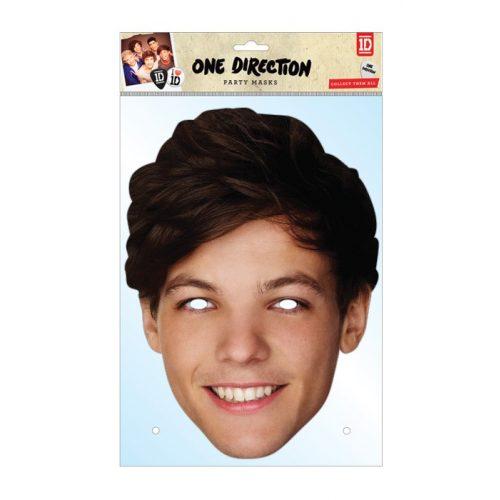 One Direction - Louis Tomlinson maszk