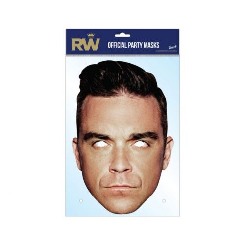 Robbie Williams maszk