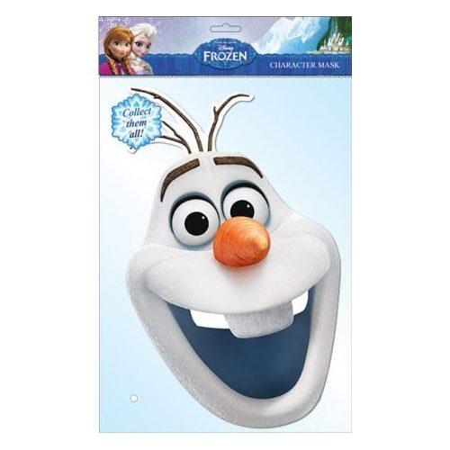 Maszk, Jégvarázs, Olaf