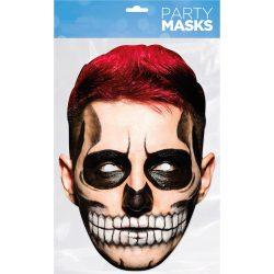 Maszk, Halloween férfi