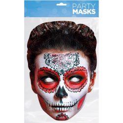 Maszk, Halloween nő