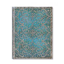 Paperblanks tablettok Maya Blue iPad 2,3,4