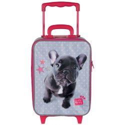 Húzósbőrönd, kutyás