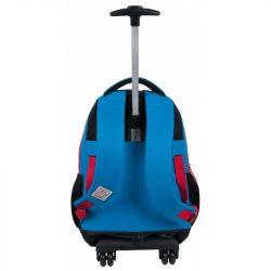 Paso trolley, húzható, hátizsák Villám