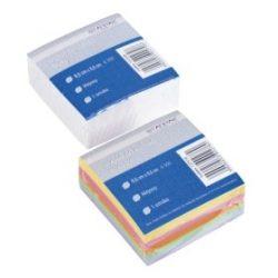 85x85cm-es színes kockablokk - jegyzettömb