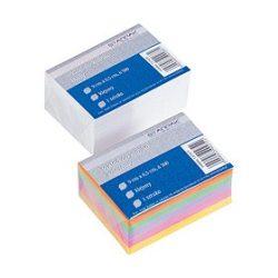 90x65cm-es színes kockablokk - jegyzettömb