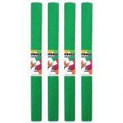 Krepp-papír (50x200cm) zöld