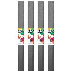 Krepp-papír (50x200cm) szürke