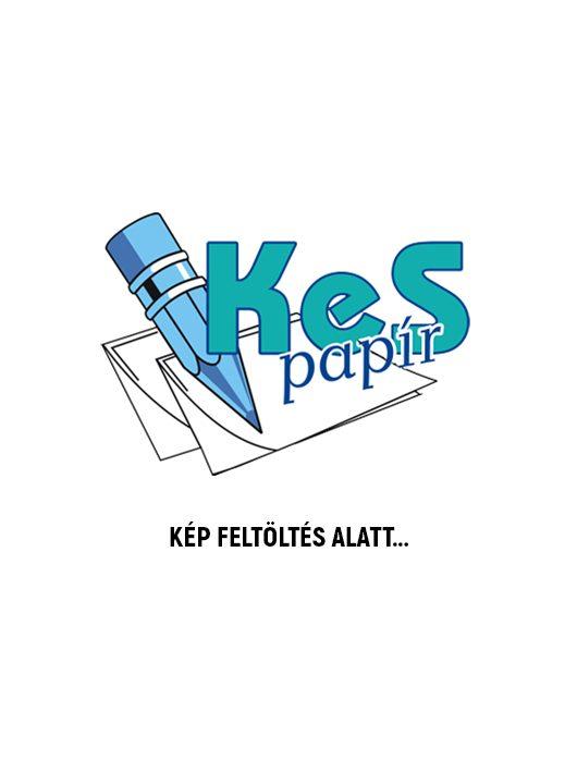 Krepp-papír (50x200cm) szivárvány színű