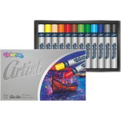 Colorino Artist 12db-os olajpasztellkészlet