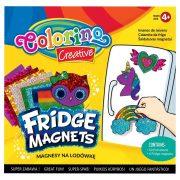 Colorino Creative Hűtőmágnes készítő szett