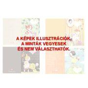 A5 40 lapos I.oszt. vonalas füzet, mesék / Fűzfői termék