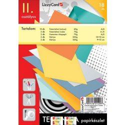 Technika tasak, papírkészlet 2. osztályos
