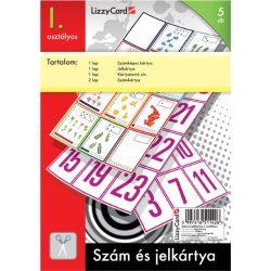 Szám- és jelkártya, I. osztály