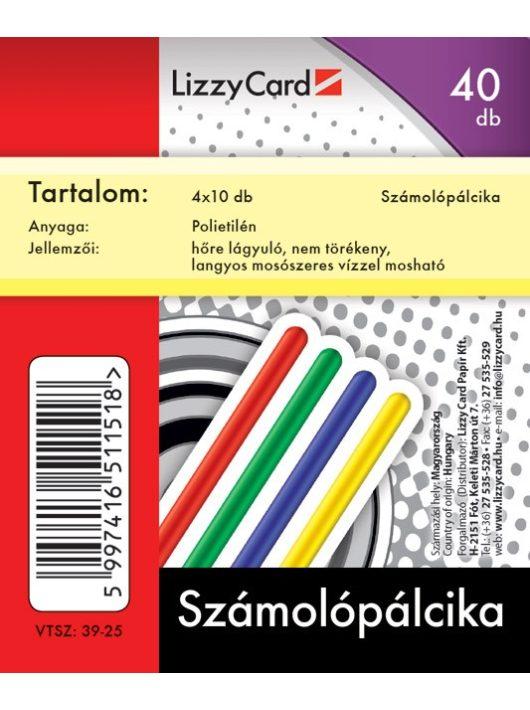 Számolópálcika, 40db