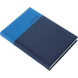 Real határidőnapló lux napi kék 5321