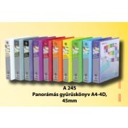 Comix panorámás dosszié A4 4gy TSZ A245