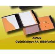 Comix irattartó lefüzhető A4 A6926