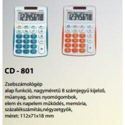 Smile zsebszámológép CD-801