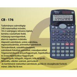 Smile tudományos számológép CB-176
