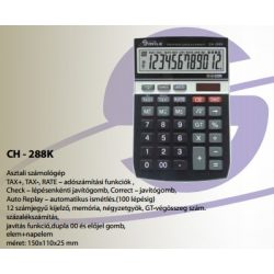 Emile asztali számológép CH-288K