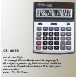 Smile asztali számológép CS-607B