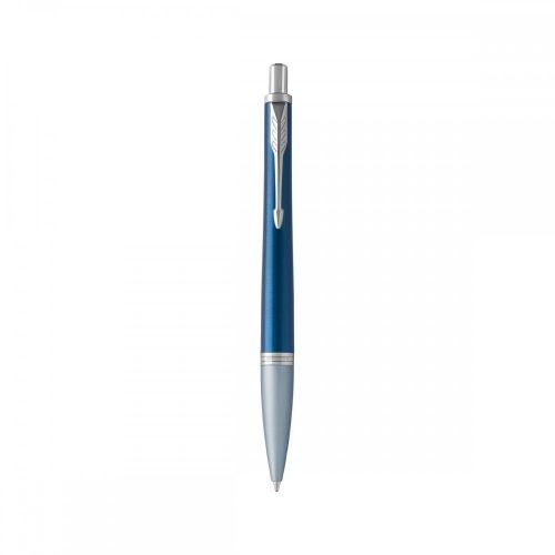 Parker ROYAL URBAN PREMIUM golyóstoll sötét kék, ezüst klipsz 1931565