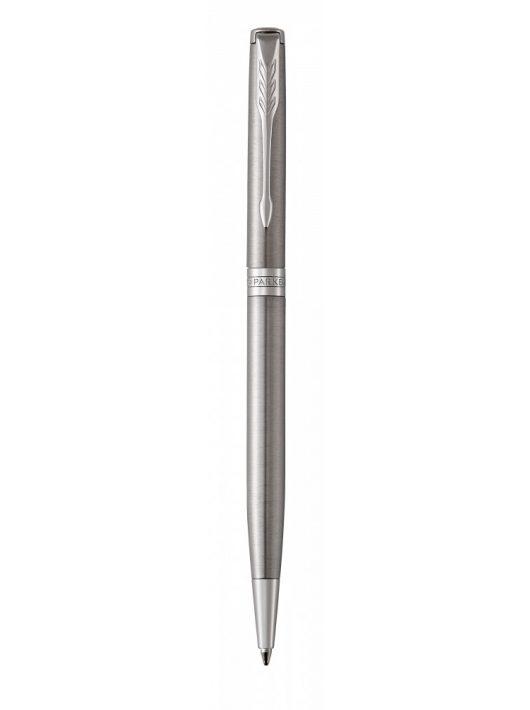 Parker ROYAL SONNET slim golyóstoll rozsdamentes acél, ezüst klipsz 1931513