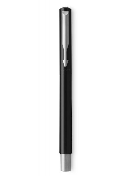 Parker ROYAL VECTOR töltőtoll fekete, ezüst klipsz 2025379