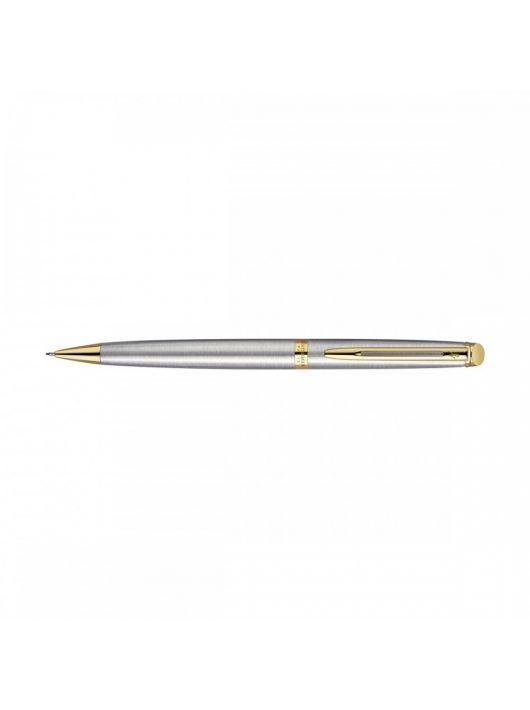 Waterman HEMISPHERE mechanikus ceruza rozsdamentes acél, arany klipsz S0920390