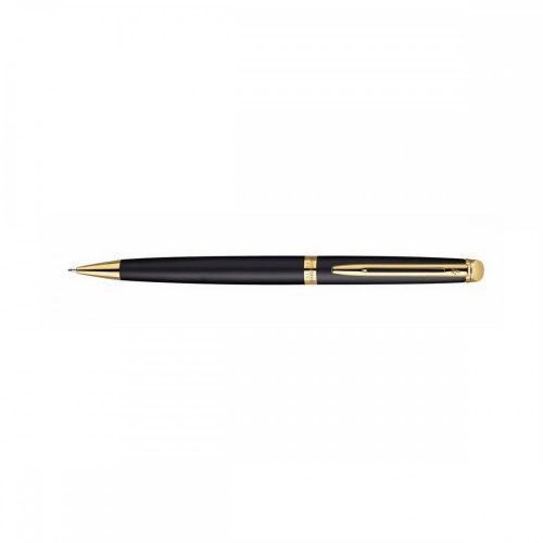 Waterman HEMISPHERE mechanikus ceruza matt fekete, arany klipsz S0920790