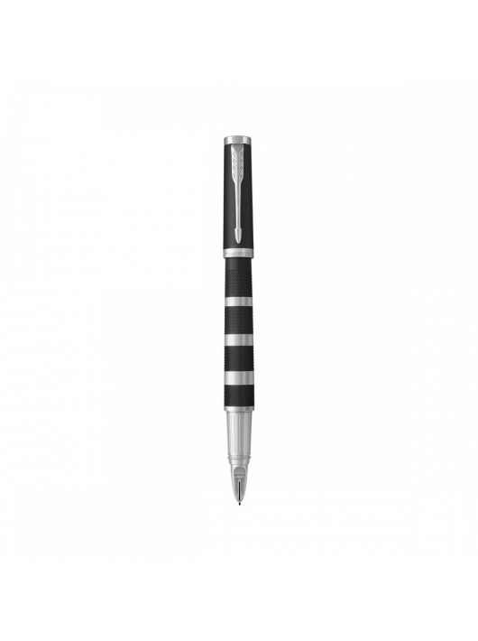 Parker ROYAL INGENUITY PREMIUM 5TH fekete gumírozott, ezüst klipsz 1931463