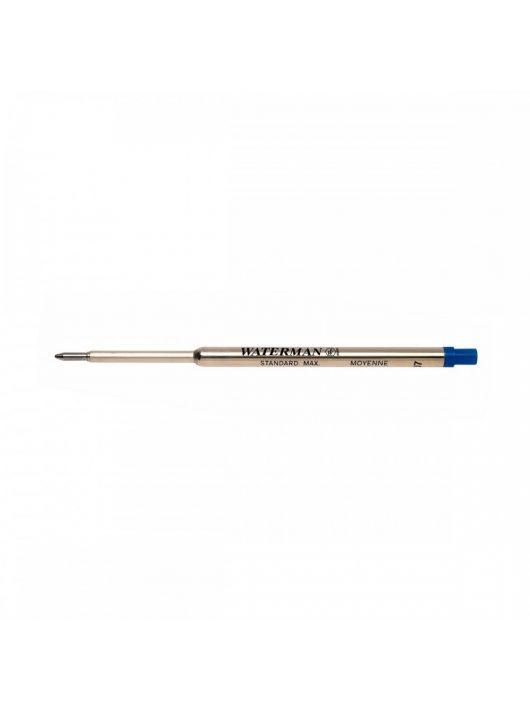 Waterman golyóstoll betét kék M S0791020