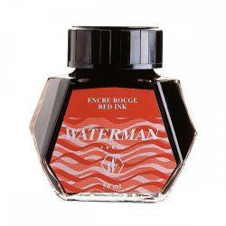 Waterman piros tinta  50 ml S0110730