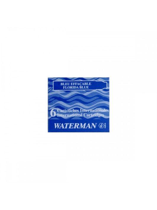 Waterman tinta patron kicsi kék S0110950