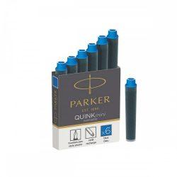 Parker ROYAL tinta patron RÖVID kék 1950409