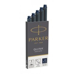 Parker ROYAL tintapatron kékes fekete 1950385